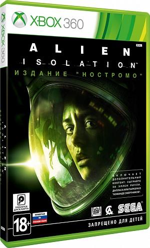 Alien: Isolation Nostromo Edition (Xbox360)