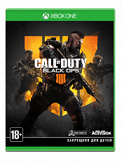 Call of Duty: Black Ops 4 (Xbox One) (GameReplay)