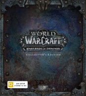 World of Warcraft: Warlords of Draenor. Коллекционное издание (Дополнение) (PC)