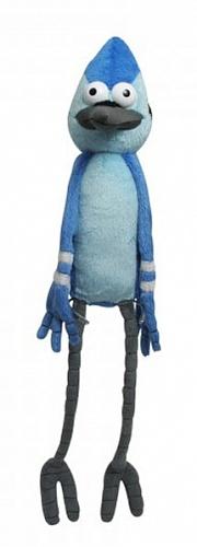 Мягкая Игрушка Regular Show: Mordecai со звуком (25см)