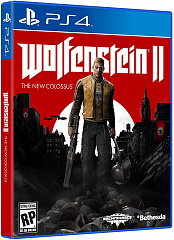 Wolfenstein II: The New Colossus (PS4) (GameReplay)