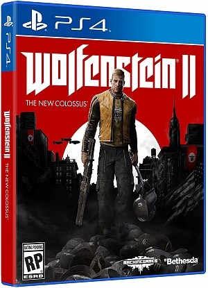 Wolfenstein II: The New Colossus (PS4) фото