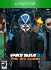 Payday 2: the Big Score (XboxOne)