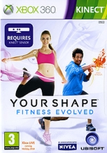 Your Shape: Fitness Evolved (Xbox 360) (GameReplay)