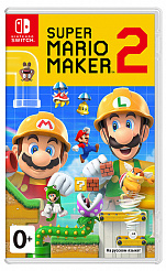 Super Mario Maker 2 (Nintendo Switch) (GameReplay)