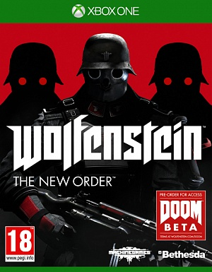 Wolfenstein: The New Order (Xbox One) от GamePark.ru