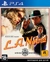 L.A.Noire [PS4] (GameReplay)