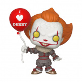 Фигурка Funko POP IT Chapter 2 – Pennywise w/ Balloon