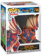 Фигурка Funko POP Monster Hunter Stories – Ratha (46937)