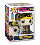 Фигурка Funko POP Birds of Prey – Harley Quinn (Roller Derby)