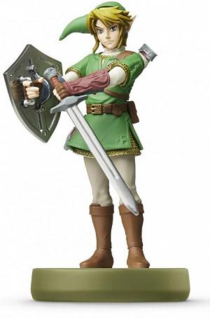 Фигурка Amiibo – Линк Twilight Princess (коллекция The Legend of Zelda)