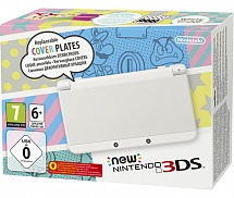 New Nintendo 3DS Белый