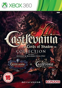 Castlevania: Lords of Shadow Collection (Xbox360)