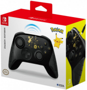 Геймпад Hori Wireless Horipad (Pikachu Black & Gold) для Nintendo Switch (NSW-293U)