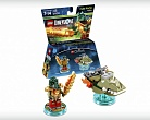 Скриншот LEGO Dimensions Fun Pack - Lego Legend of Chima (Cragger, Swamp Skimmer), 1
