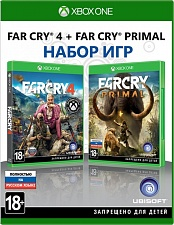 Far Cry 4 + Far Cry Primal (Xbox One) (GameReplay)