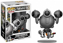 Фигурка Funko POP! Vinyl: Games: Fallout 4: Codsworth
