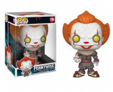 Фигурка Funko POP IT Chapter 2 – Pennywise w/ Boat