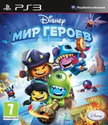 Мир Героев Disney (PS3) (GameReplay)