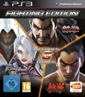 Fighting Edition (PS3) (GameReplay)