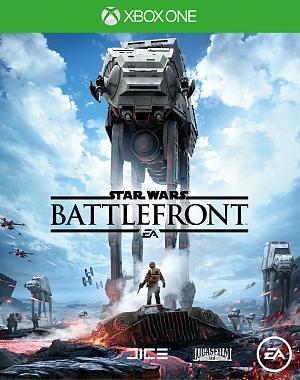 Star Wars: Battlefront + Битва за Джакку (XboxOne) (Б/У)