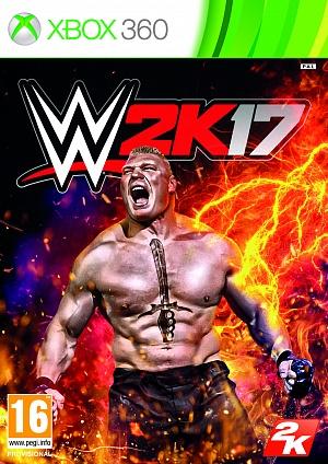WWE 2K17 (Xbox360)