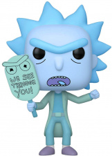 Фигурка Funko POP Rick & Morty – POP 6 (Exc)