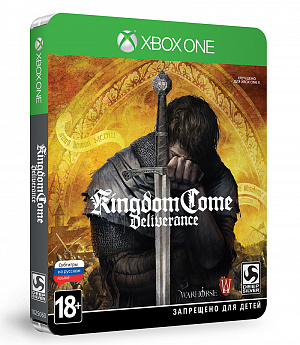 Kingdom Come: Deliverance. Steelbook Edition (Xbox One) от GamePark.ru