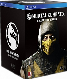 Mortal Kombat X Kollector's Edition (PS4)
