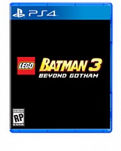LEGO Batman 3: Beyond Gotham (PS4) (GameReplay)