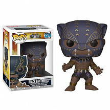 POP! Bobble: Marvel: Black Panther Black Panther Waterfall 23130