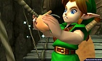 Скриншот Legend of Zelda Ocarina of Time 3D (3DS), 6
