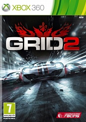 GRID 2 (Xbox 360) (GameReplay)