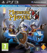 Medieval Moves (только для PS Move) (GameReplay)