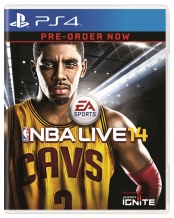 NBA LIVE 14 (PS4) (GameReplay)