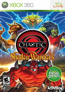 Chaotic: Shadow Warriors (Xbox 360)