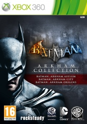 Batman Arkham collection (Xbox 360)