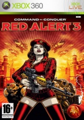 Command & Conquer: Red Alert 3 (Xbox 360) (GameReplay)
