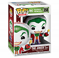 Фигурка Funko POP DC Holiday – Santa Joker (51071)