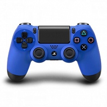 Геймпад Sony DualShock Blue v2 (PS 4)