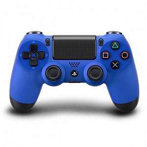 Геймпад Sony DualShock Blue v2 (PS 4)