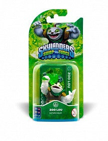 Skylanders Swap Force. Zoo Lou