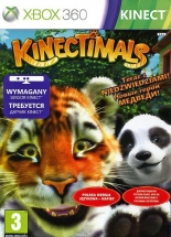 Kinectimals. Now with Bears! (Xbox 360)(GameReplay)