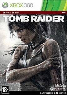 Tomb Raider. Survival Edition (Xbox 360) (GameReplay)