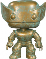 Фигурка Funko POP Marvel 80th – Wolverine (PT) (Exc)