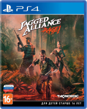 Jagged Alliance: Rage (PS4)