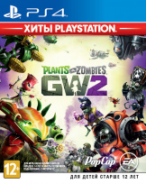 Plants vs. Zombies Garden Warfare 2 (Хиты PlayStation) (PS4)