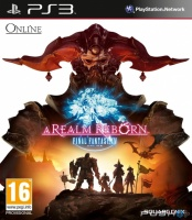 Final Fantasy XIV Online: A Realm Reborn (PS3)