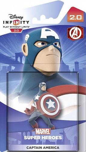 Disney Infinity 2.0: Captain America