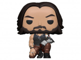 Фигурка Funko POP Games: Cyberpunk 2077 – Johnny Silverhand (crouch)